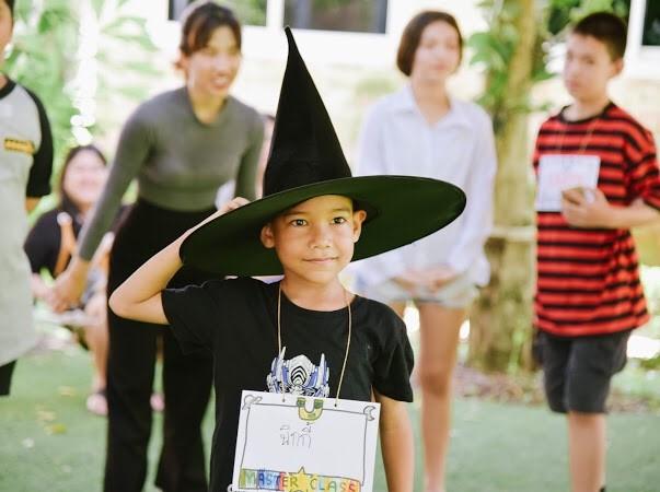 การแสดงละครสร้างสรรค์สำหรับเด็กที่กรุงเทพ